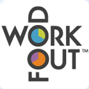 Work Food Out Logo